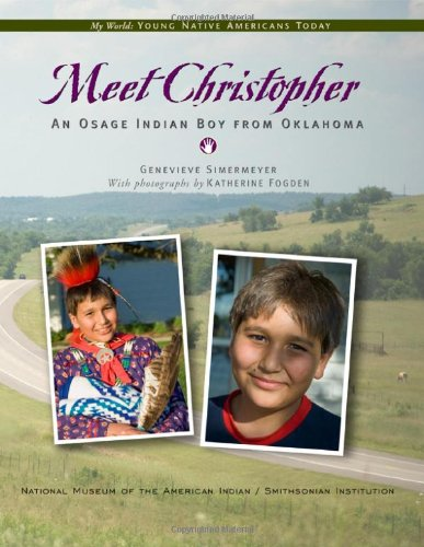 Meet Christopher book cover