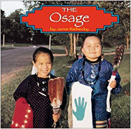 The Osage book cover