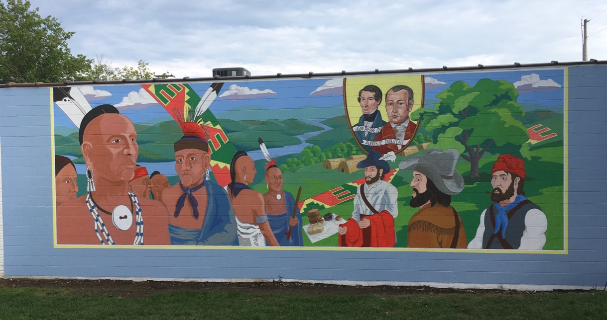 Osage Mural