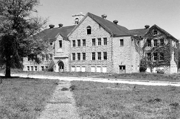 Chilocco Boarding School